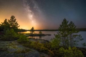 Milky Way Blend